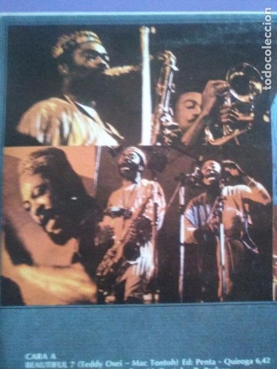 Discos de vinilo: GENIAL LP ORIGINAL FUNK 1972. OSIBISA - WOYAYA. SPAIN - SELLO M C A - S 26114.PORTADA ABIERTA. - Foto 11 - 206486066