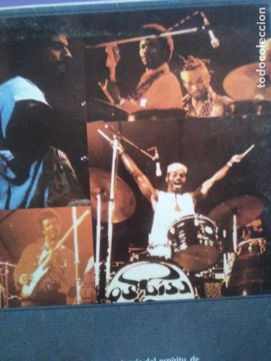 Discos de vinilo: GENIAL LP ORIGINAL FUNK 1972. OSIBISA - WOYAYA. SPAIN - SELLO M C A - S 26114.PORTADA ABIERTA. - Foto 12 - 206486066