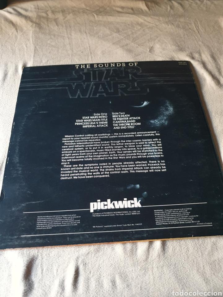 Discos de vinilo: Vinilo star wars - Foto 2 - 206486702