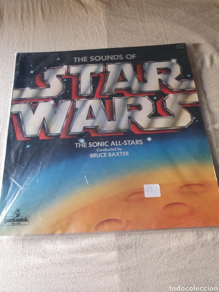 VINILO STAR WARS (Música - Discos - LP Vinilo - Bandas Sonoras y Música de Actores )