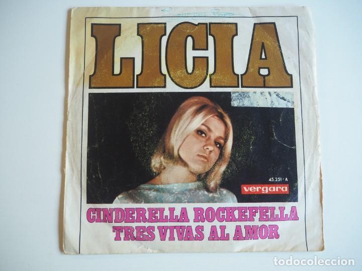LOTE EPS CHICAS YE-YÉ SERENELLA / HERMANAS SERRANO / LICIA / HERMANAS FLETA OPORTUNIDAD (Música - Discos de Vinilo - EPs - Solistas Españoles de los 50 y 60)