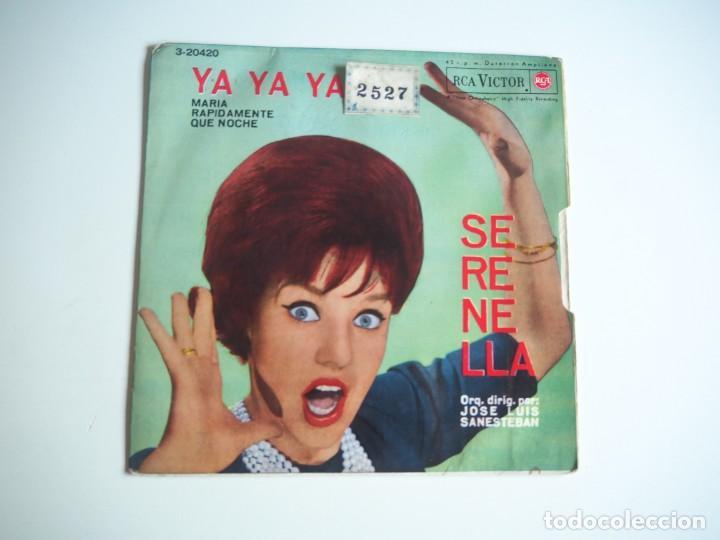 Discos de vinilo: LOTE EPs Chicas ye-yé Serenella / Hermanas Serrano / Licia / Hermanas Fleta Oportunidad - Foto 4 - 206486827