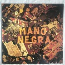 Discos de vinilo: MANO NEGRA – PATCHANKA ORIGINAL COMPLETO FRANCES 1988. Lote 206487407
