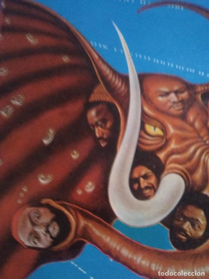 Discos de vinilo: JOYA LP FUNK ORIGINAL 1972 . OSIBISA - HEADS. SPAIN. MCA S 26.138 PORTADA ABIERTA. - Foto 4 - 206487673