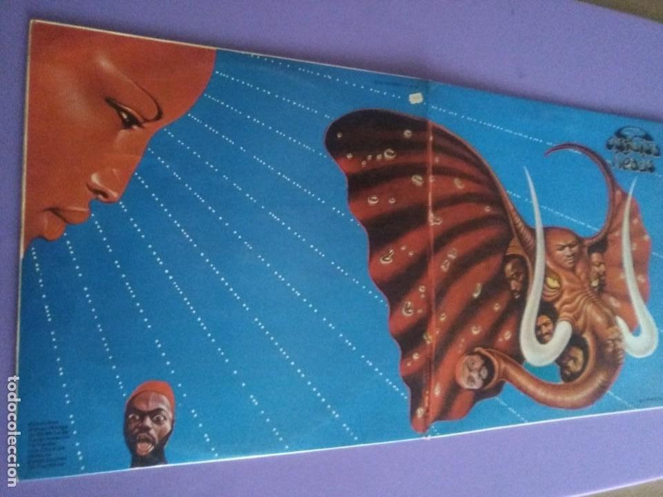 Discos de vinilo: JOYA LP FUNK ORIGINAL 1972 . OSIBISA - HEADS. SPAIN. MCA S 26.138 PORTADA ABIERTA. - Foto 5 - 206487673