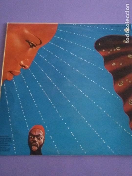 Discos de vinilo: JOYA LP FUNK ORIGINAL 1972 . OSIBISA - HEADS. SPAIN. MCA S 26.138 PORTADA ABIERTA. - Foto 7 - 206487673