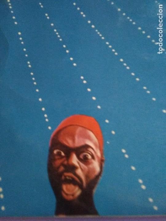 Discos de vinilo: JOYA LP FUNK ORIGINAL 1972 . OSIBISA - HEADS. SPAIN. MCA S 26.138 PORTADA ABIERTA. - Foto 8 - 206487673