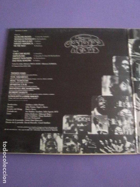 Discos de vinilo: JOYA LP FUNK ORIGINAL 1972 . OSIBISA - HEADS. SPAIN. MCA S 26.138 PORTADA ABIERTA. - Foto 11 - 206487673