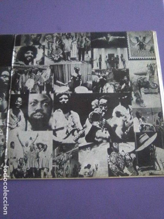Discos de vinilo: JOYA LP FUNK ORIGINAL 1972 . OSIBISA - HEADS. SPAIN. MCA S 26.138 PORTADA ABIERTA. - Foto 12 - 206487673