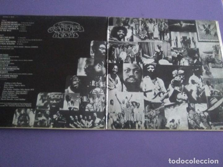 Discos de vinilo: JOYA LP FUNK ORIGINAL 1972 . OSIBISA - HEADS. SPAIN. MCA S 26.138 PORTADA ABIERTA. - Foto 13 - 206487673