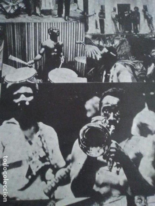 Discos de vinilo: JOYA LP FUNK ORIGINAL 1972 . OSIBISA - HEADS. SPAIN. MCA S 26.138 PORTADA ABIERTA. - Foto 16 - 206487673