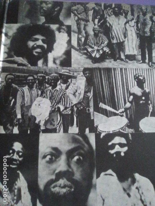 Discos de vinilo: JOYA LP FUNK ORIGINAL 1972 . OSIBISA - HEADS. SPAIN. MCA S 26.138 PORTADA ABIERTA. - Foto 17 - 206487673