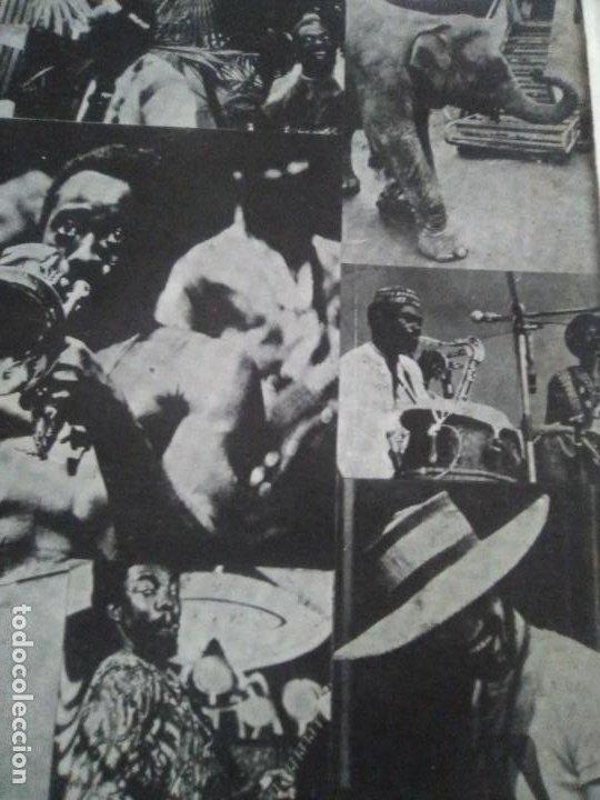 Discos de vinilo: JOYA LP FUNK ORIGINAL 1972 . OSIBISA - HEADS. SPAIN. MCA S 26.138 PORTADA ABIERTA. - Foto 18 - 206487673