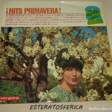 "Discos de vinilo: HITS PRIMAVERA! 2 - VERGARA 1965. SIREX, J. GUARDIOLA, L. TORELLO, F. HERRERO TEMA""THE BEATLES"". Lote 206489882"