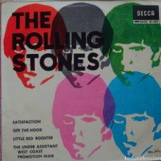 Discos de vinilo: ROLLING STONES EP SELLO DECCA EDITADO EN ESPAÑA AÑO 1966. Lote 206490355