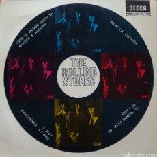 Discos de vinilo: ROLLING STONES EP SELLO DECCA EDITADO EN ESPAÑA AÑO 1965. Lote 206491042