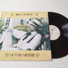 Discos de vinilo: WILLY DEVILLE. VICTORY MIXTURE. LP 1990. Lote 206491243