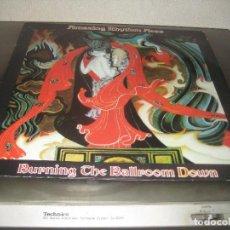 Discos de vinilo: AMAZING RHYTHM ACES - BURNING THE BALLROOM DOWN. Lote 206491395