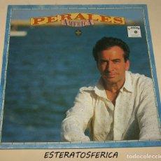 Discos de vinilo: JOSE LUIS PERALES - AMERICA - CBS SONY 1991. Lote 206491595