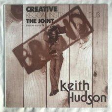 Discos de vinilo: KEITH HUDSON – BRAND DUB. Lote 206491912