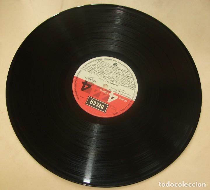 Discos de vinilo: Sounds Exciting !. Temas clásicos del cine. - DECCA SPAIN 1976 - Foto 3 - 206492462