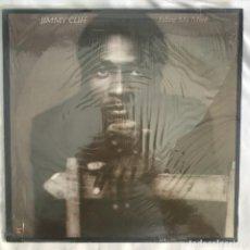 Discos de vinilo: JIMMY CLIFF FOLLOW MY MIND 1975 US. Lote 206493283