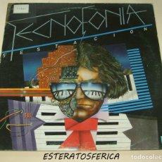 Discos de vinilo: 5ª ESTACION - TECNOFONIA -SYNTH POP - BELTER 1983. Lote 206493418