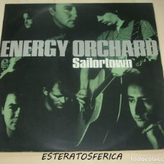 Discos de vinilo: ENERGY ORCHARD - SAILORTOWN +2 - MCA RECORDS 1990. Lote 206493583