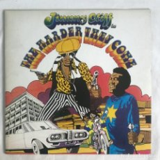 Discos de vinilo: THE HARDER THEY COME ORIGINAL SOUNDTRACK RECORDING. Lote 206493962