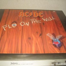 Discos de vinilo: AC-DC - FLY ON THE WALL. Lote 206494308