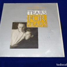 Discos de vinilo: TEARS FOR FEARS - (PREACHER MIX). Lote 206494662