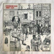 Discos de vinilo: JIMMY CLIFF STRUGGLING MAN 1974 RARO PARECIDO AL DIFICIL. Lote 206495187
