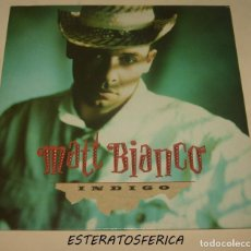 Discos de vinilo: MATT BIANCO - INDIGO - WEA 1988. Lote 206495217