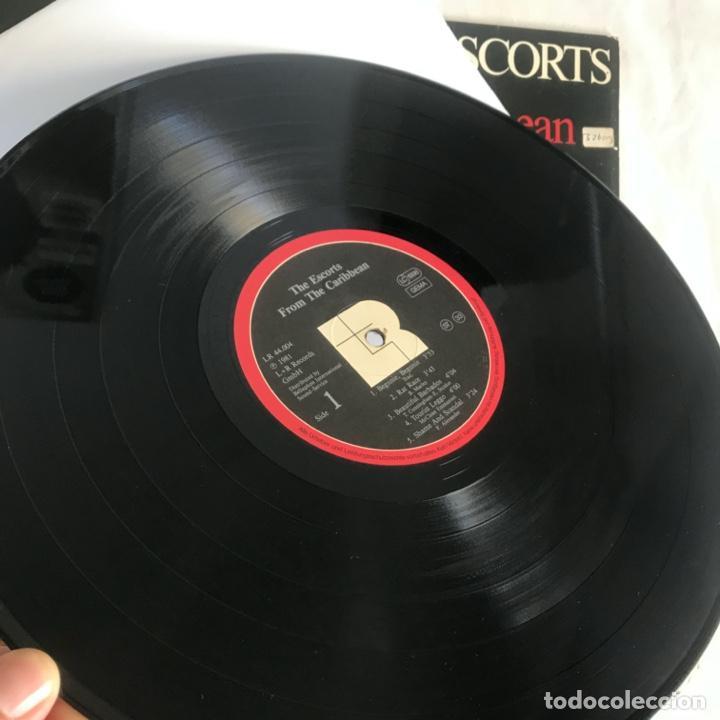 Discos de vinilo: The Escorts – From The Caribbean 1981 - Foto 4 - 206495376