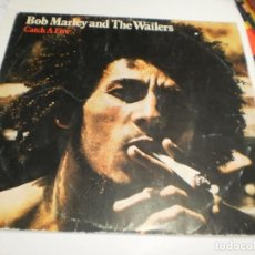 Discos de vinilo: LP BOB MARLEY AND THE WAILERS, CATCH A FIRE. ISLAND 1978 SPAIN (DISCO PROBADO Y BIEN). Lote 206495833