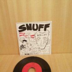 Discos de vinilo: SNUFF.THAT'S FINE, DEN DEN, WHAT KIND OF LOVE?.. Lote 206506381