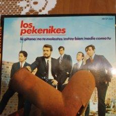 Dischi in vinile: LOS PEKENIKES. LA GITANA EP. Lote 206506571