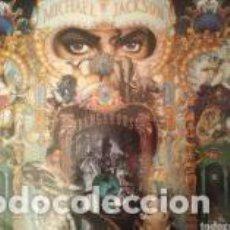 Discos de vinilo: MICHAEL JACKSON - DANCEGEROUS. INDUGRAF MADRID S.A..ALCORCON MADRID,1991.2 LPS. Lote 206507156