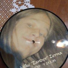 "Discos de vinilo: MIKE "" ZANDER"" ZERNA. 4/7/70 A 25/2/93. Lote 206507932"