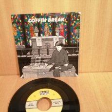 Discos de vinilo: COFFIN BREAK. LIES, PRAY.. Lote 206508411