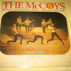 Discos de vinilo: THE MC COYS - SOLO PORTADA. Lote 206508746