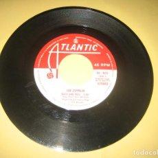 Discos de vinilo: LED ZEPPELIN - SOLO VINILO - ED. ESPAÑOLA 1972 -. Lote 206508953