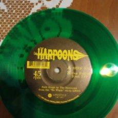 Discos de vinilo: HARPOONS. BEEF. OUR FRIEND FRED. GENÉRICO.. Lote 206508976