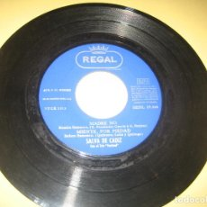 Discos de vinilo: SALVA DE CADIZ - SOLO VINILO - 1965. Lote 206509428