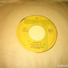 Discos de vinilo: JARRITO - SOLO VINILO - 1966. Lote 206509440
