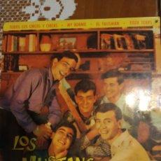 Discos de vinilo: LOS MUSTANG. TODOS LOS CHICOS Y CHICAS. EP. Lote 206509510