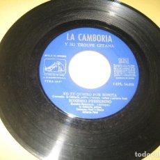 Discos de vinilo: LA CAMBORIA CON PERET Y CHACHO - SOLO VINILO. Lote 206509633