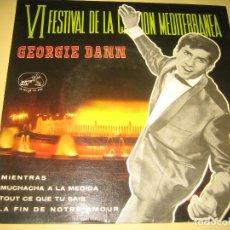 Discos de vinilo: GEORGIE DANN. Lote 206509840