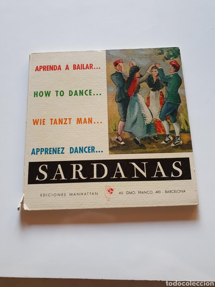 Discos de vinilo: Aprenda a bailar... hoy to dance... wie tanto Man... apprenez dancer... sardanas. - Foto 7 - 206510156