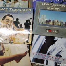 Discos de vinilo: LOTE 9 DISCOS VINILO LP MÚSICA VARIADA. Lote 206510466